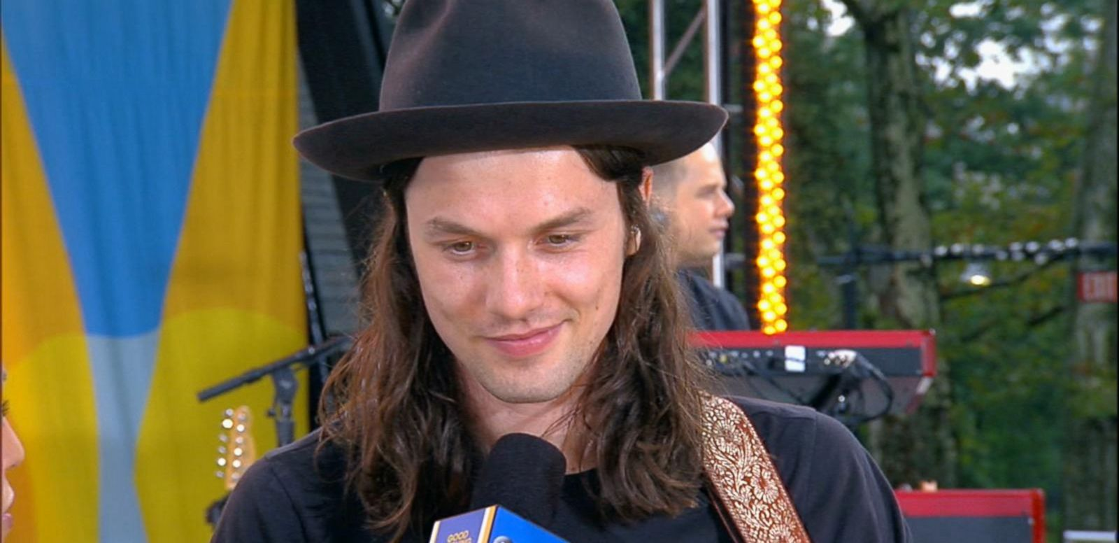 VIDEO: James Bay to 'Keep Playing On' After 'Let It Go' Success