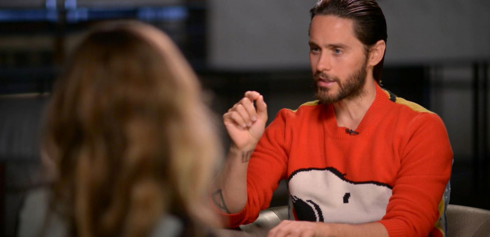 VIDEO: Jared Leto on Playing 'Twisted' Joker in 'Suicide Squad'