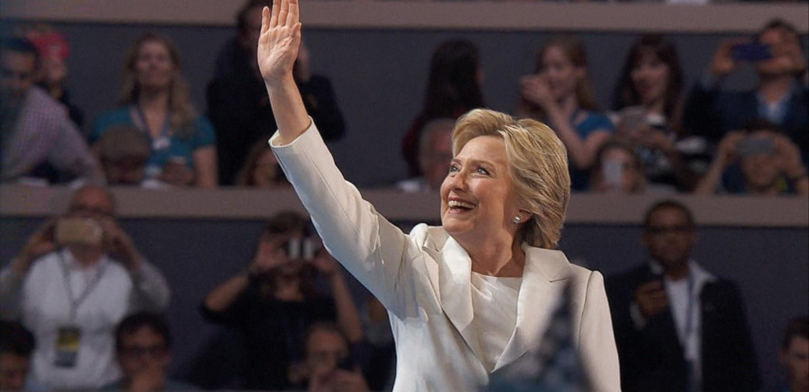 VIDEO: Hillary Clinton Accepts Democratic Presidential Nomination