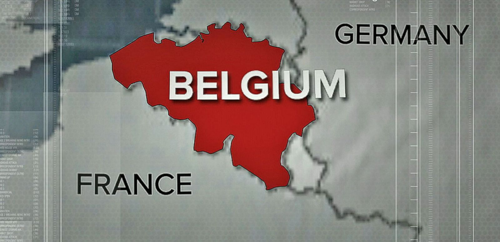 VIDEO: Belgian Prosecutors Confirm Arrests of 2 Brothers Suspected in Terror Plot