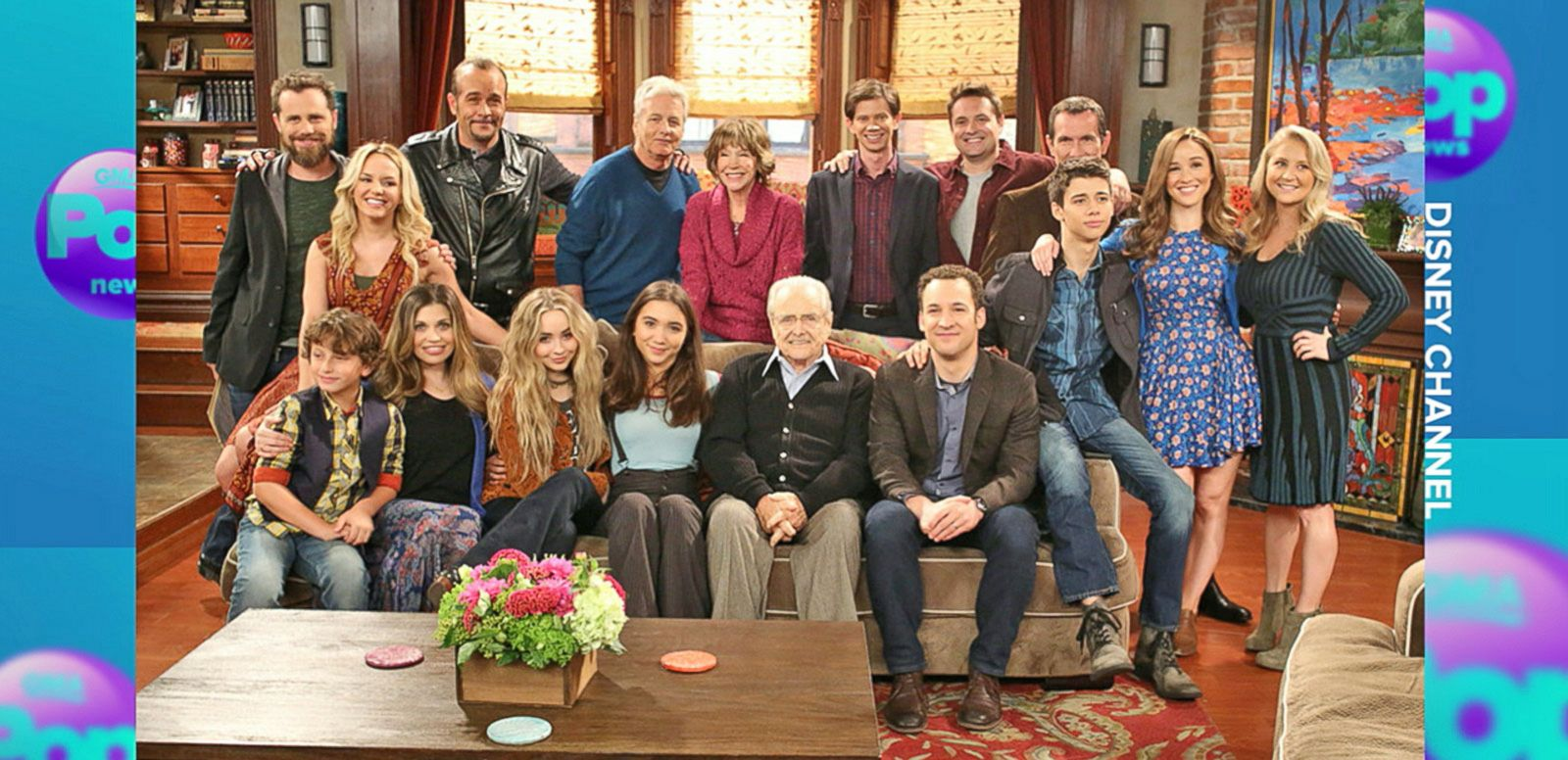 VIDEO: 'Girl Meets World' Reunites the Whole TGIF Gang
