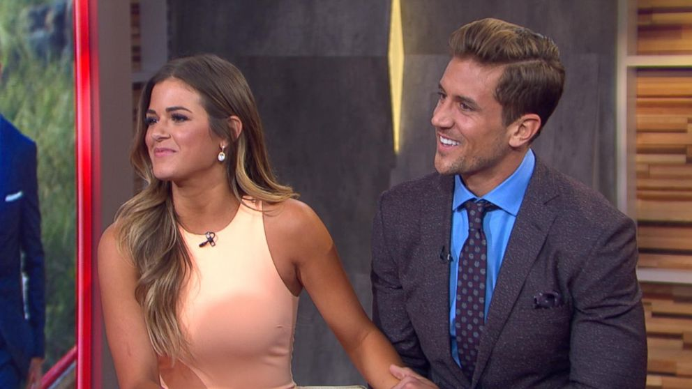 The Bachelorette Finale JoJo Fletcher Jordan Rodgers Visit GMA Video