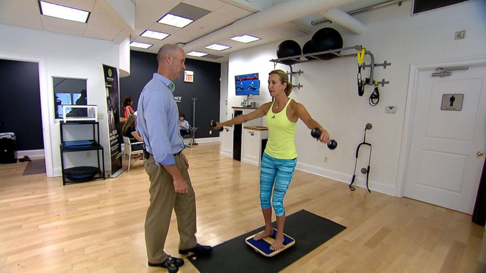VIDEO: Good Morning America Co-Anchor Lara Spencer Speaks Out About Hip Replacement