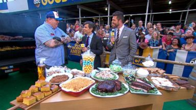Cooking With The Bessers On GMA Video ABC News