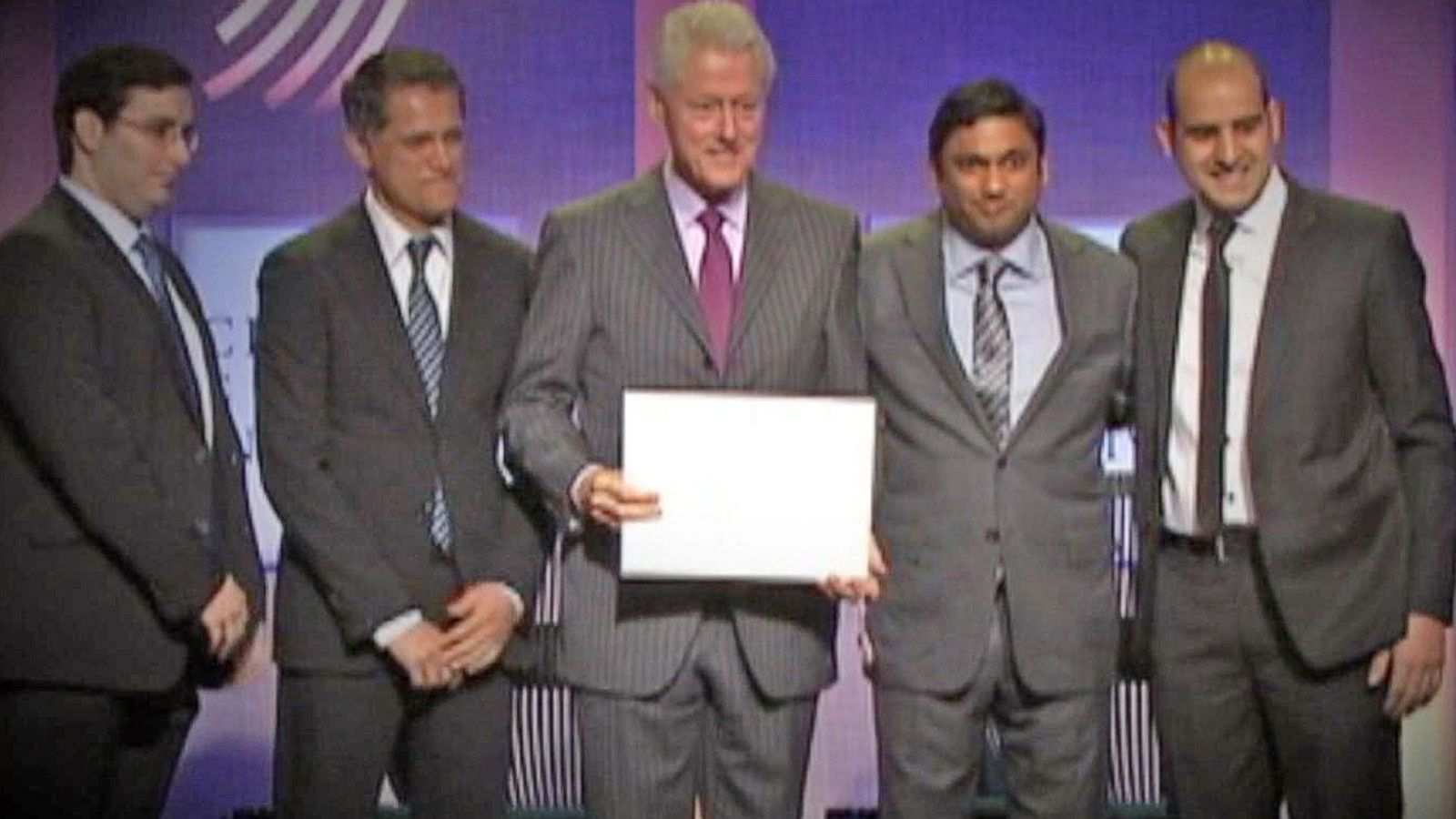 VIDEO: New Questions About Clinton Foundation