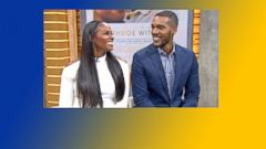 VIDEO: Stars of Southside With You Visit GMA