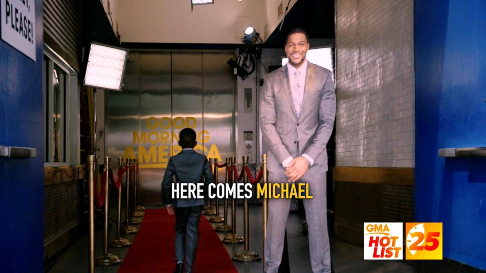 VIDEO: 'GMA' Hot List: Michael Strahan Coming Full-Time to 'GMA'