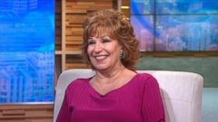 VIDEO: The View 20th Anniversary: Joy Behar Looks Back