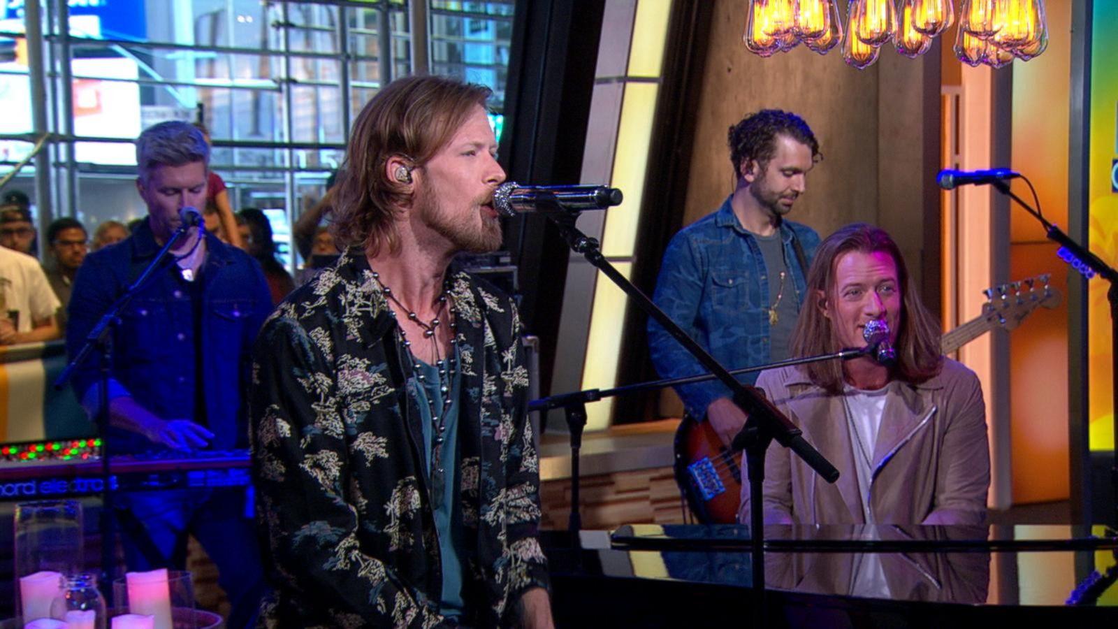VIDEO: 'GMA' Country Playlist: Florida Georgia Line Sings 'H.O.L.Y.'
