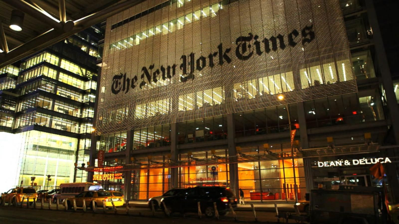 VIDEO: FBI Investigating New York Times Hack