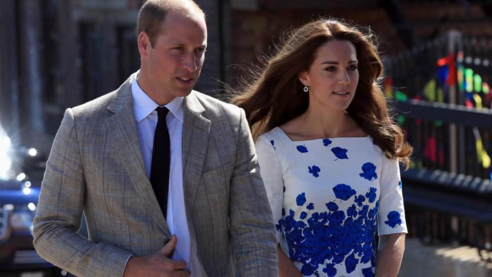 VIDEO: William and Kate Shine Spotlight on Mental Health