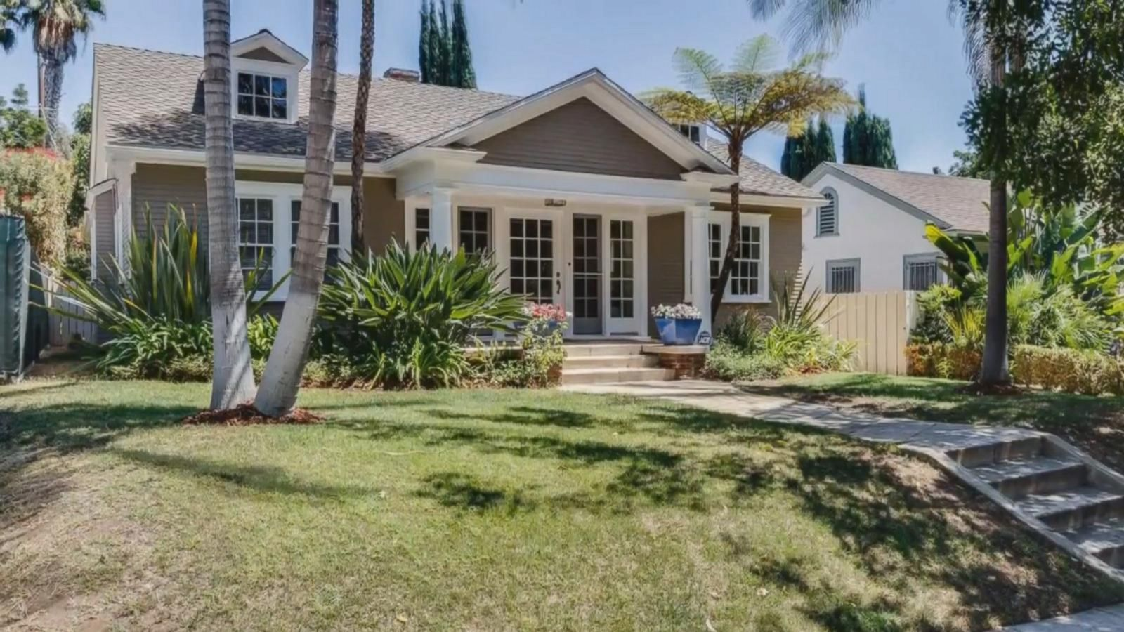 VIDEO: Lucille Ball's First Hollywood Home Listed at $1.75 Million
