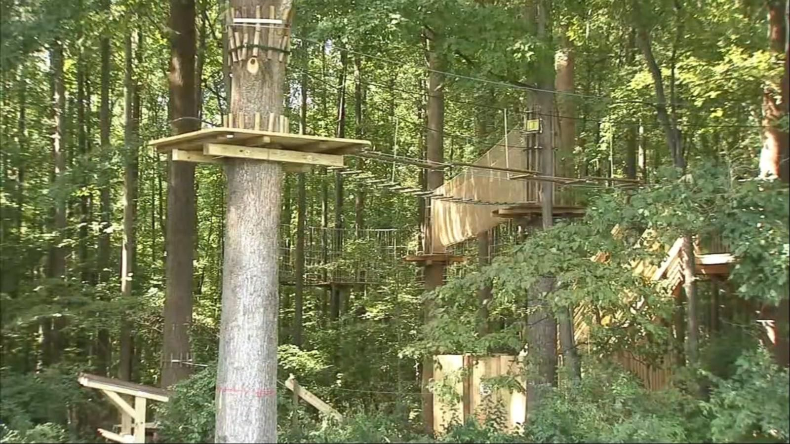 VIDEO: 59-Year-Old Woman Dies on Zip Line Course