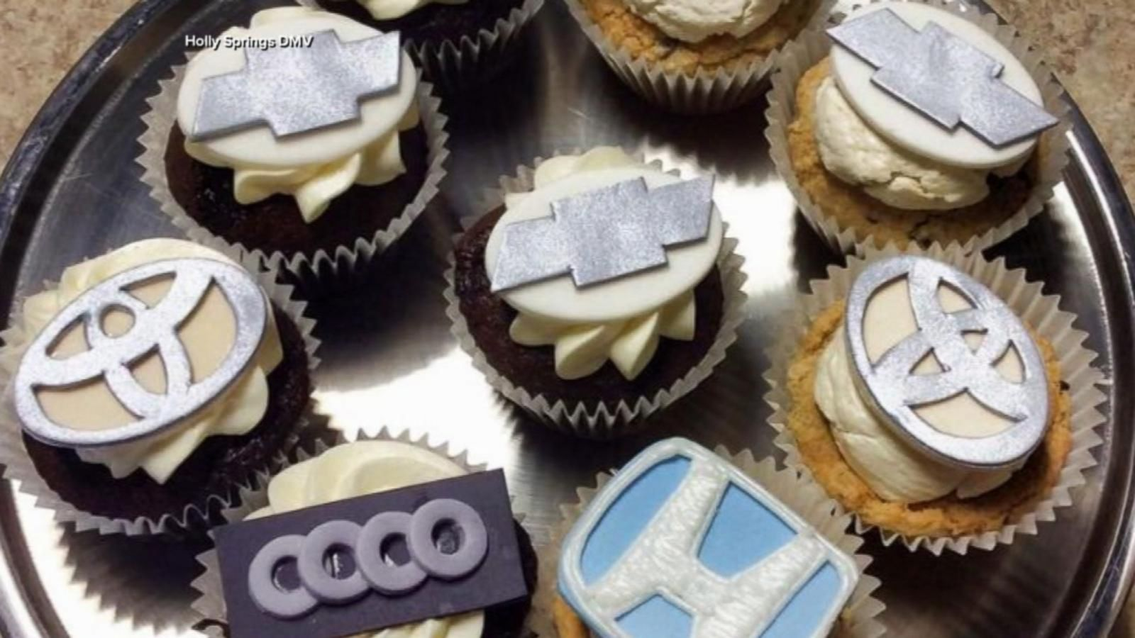 VIDEO: This Magical DMV Serves Cupcakes and Is Winning at Customer Service