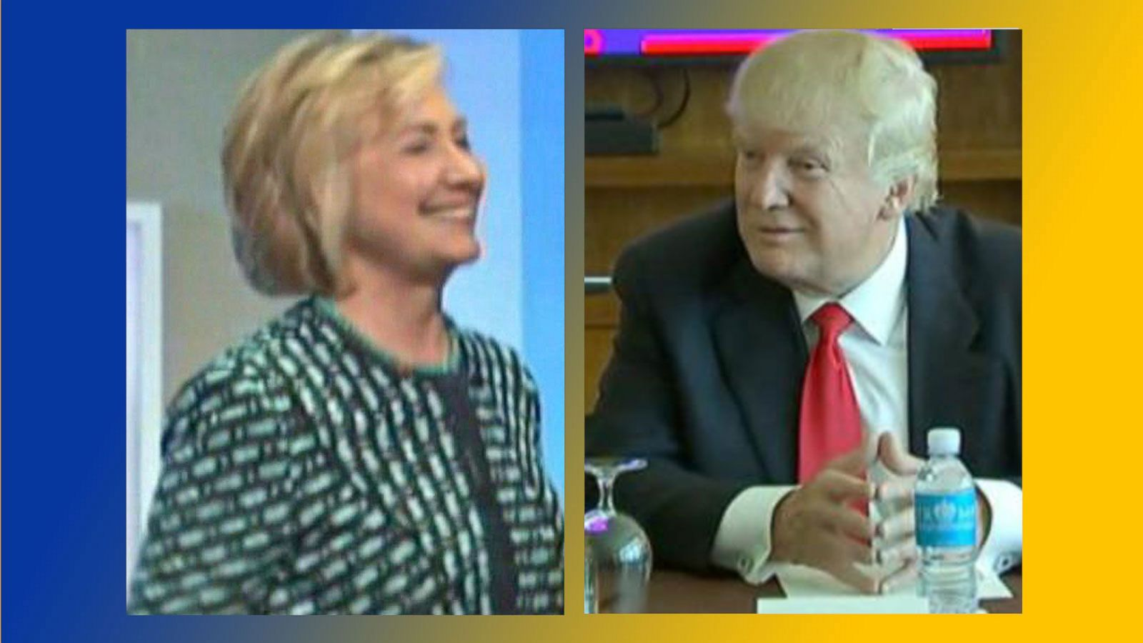 VIDEO: New Issues Face Hillary Clinton and Donald Trump