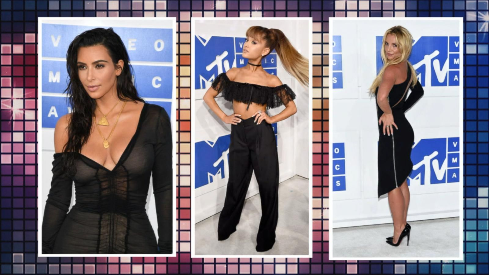 VIDEO: VMAs 2016: Fashion Highlights From the Red Carpet