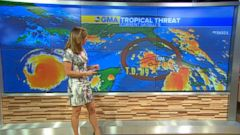 VIDEO: North Carolina Faces Tropical Storm Watch