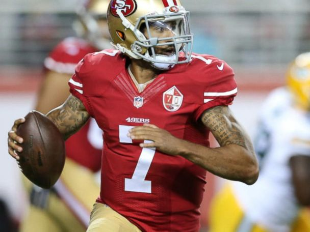 WATCH:  National Anthem Backlash Builds for 49ers QB Colin Kaepernick