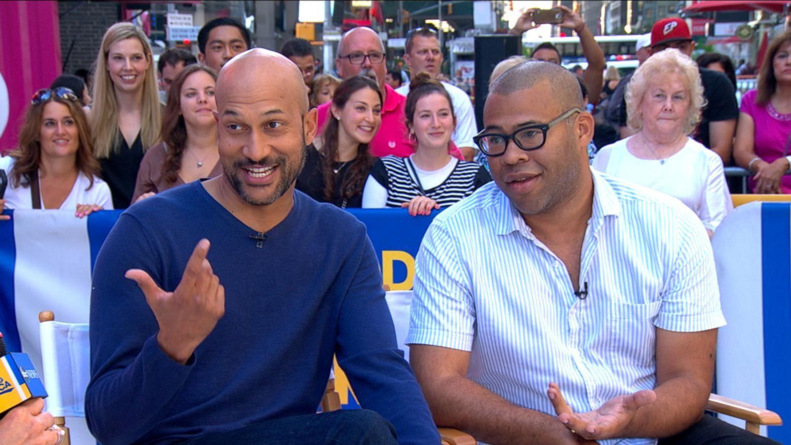 VIDEO: Key and Peele Talk 'Storks' on 'GMA'