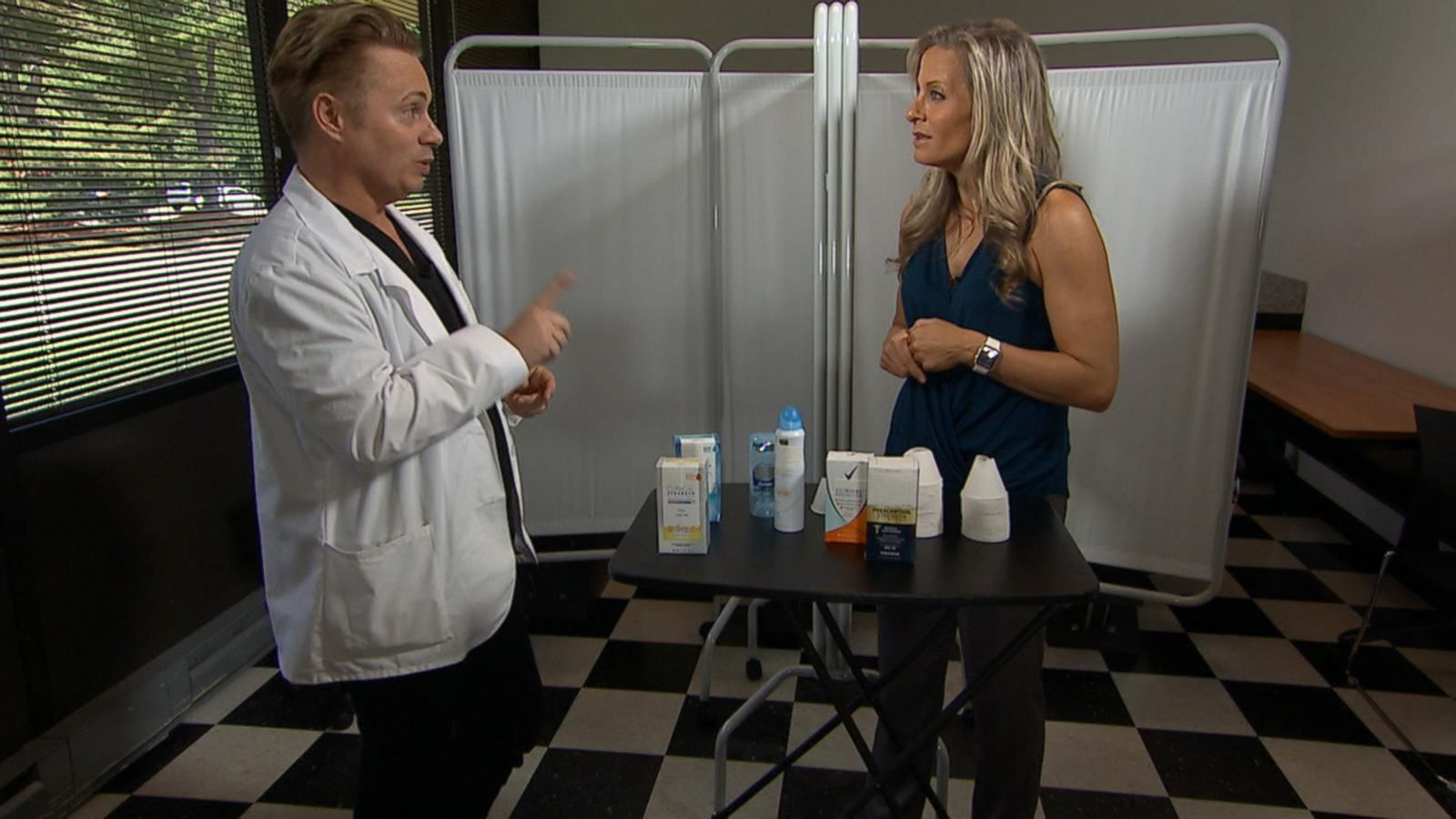 VIDEO: Splurge or Save? Comparing Low-Cost and Designer Deodorants