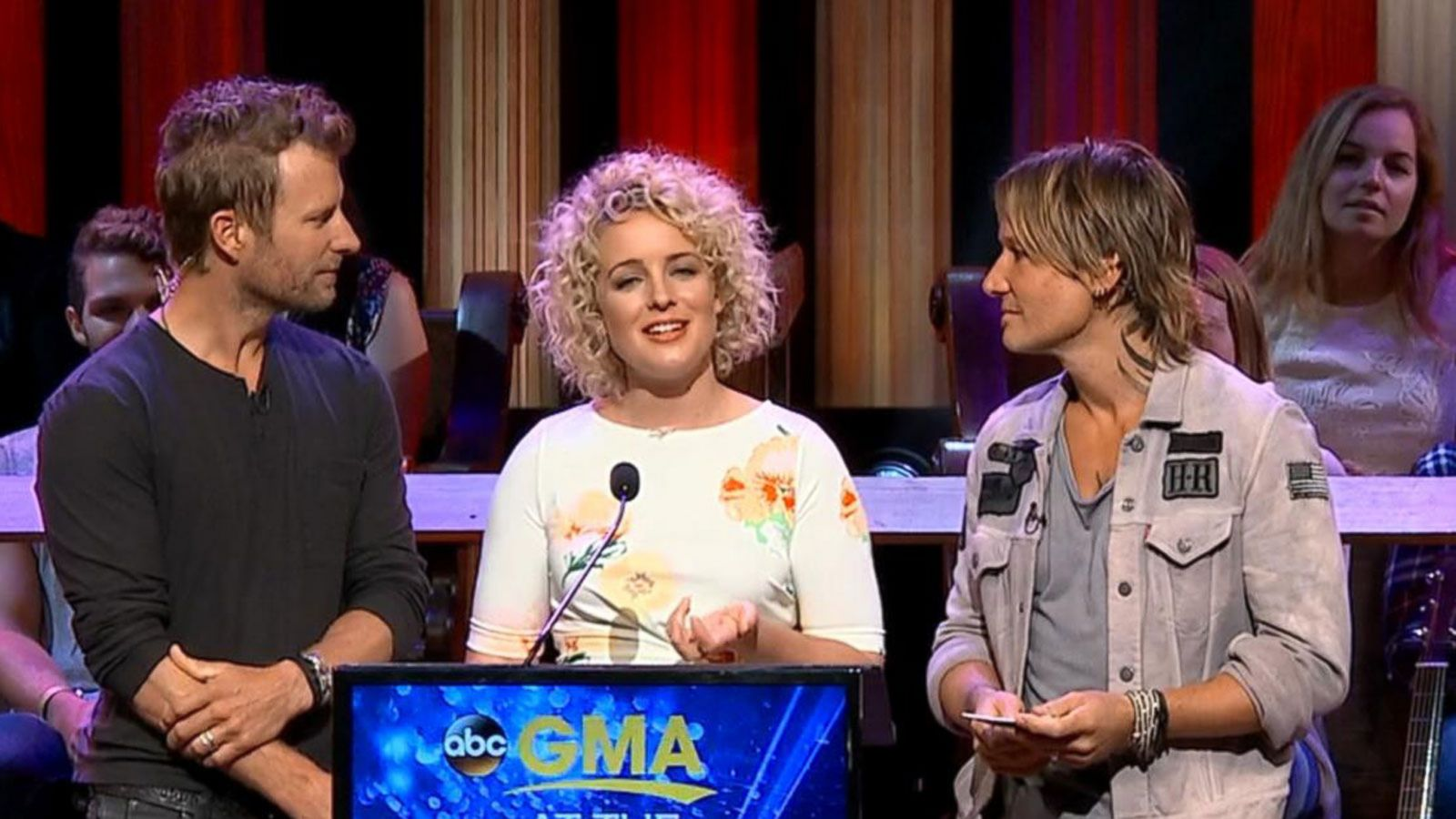 VIDEO: Full List of 50th Annual CMA Nominations Announced