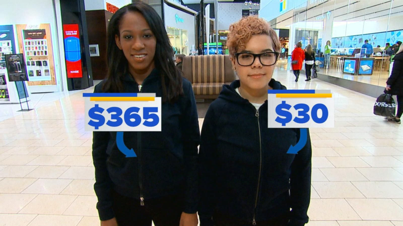 VIDEO: Spend or Splurge? Comparing Affordable and Designer Hoodies