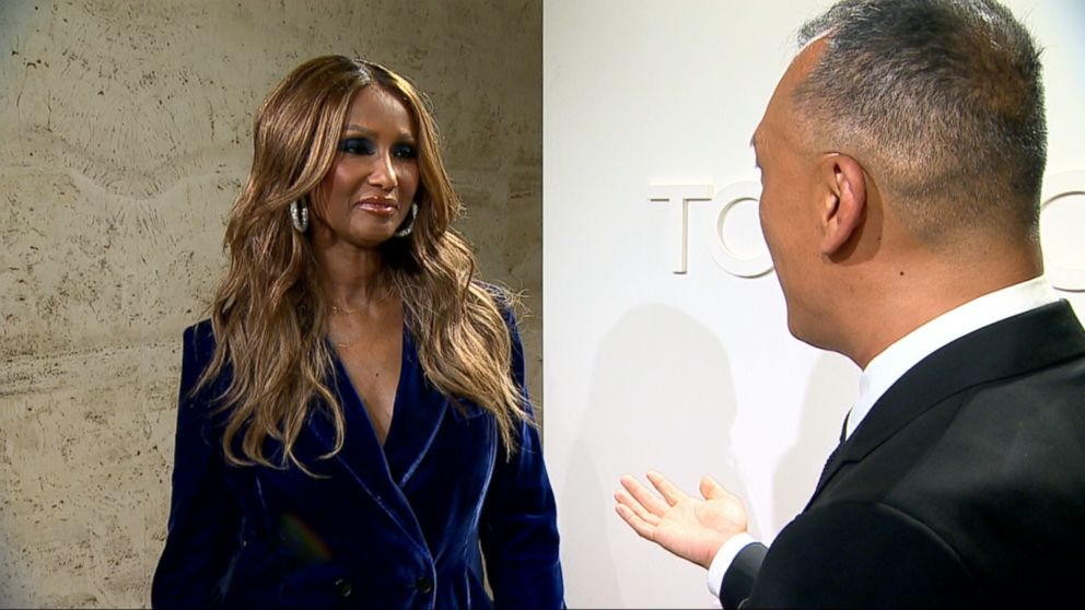 iman opens ups about losing husband david bowie video