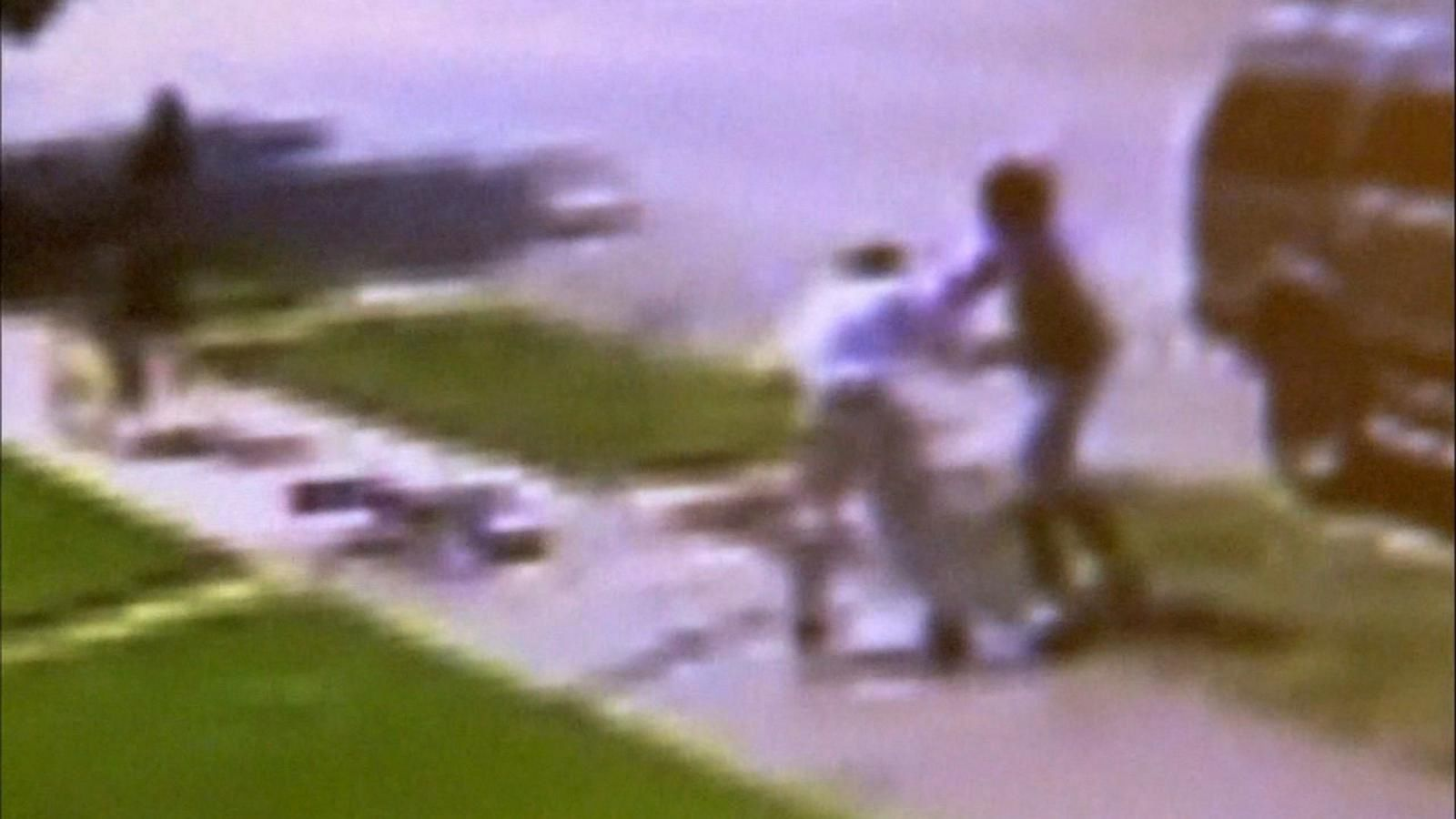 VIDEO: Chicago Senior Citizen Shot While Watering His Lawn