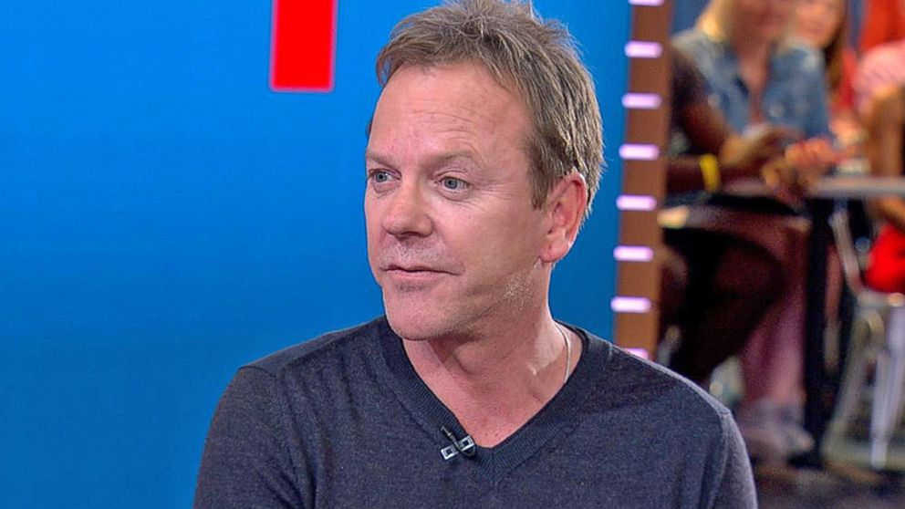 VIDEO: Kiefer Sutherland on Playing the President in Designated Survivor