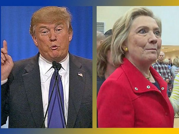 WATCH:  Hillary Clinton, Donald Trump Prepare for First Debate
