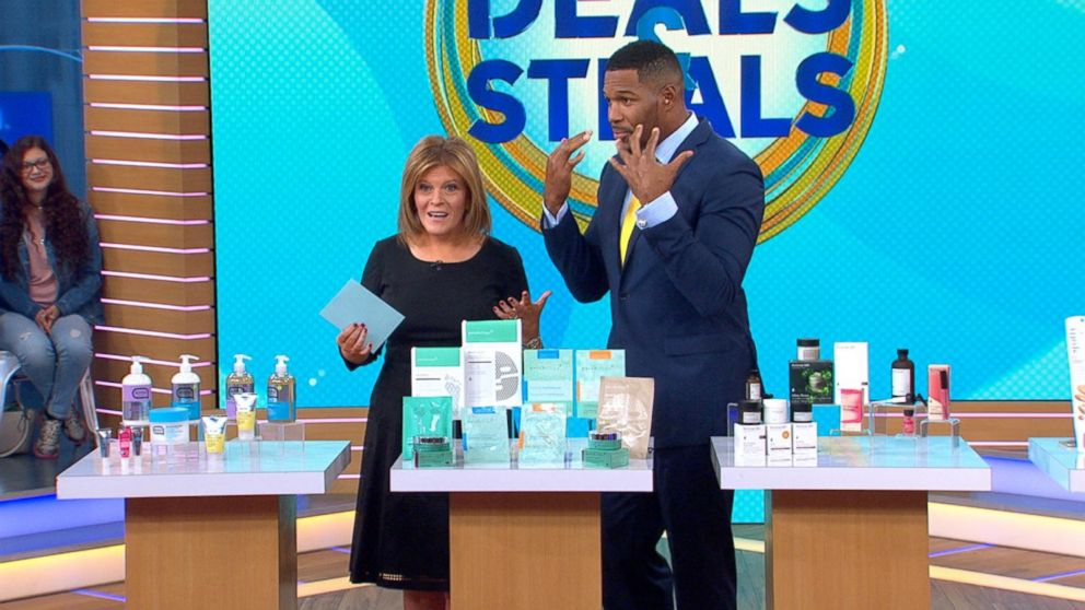 Good Morning America View Your Deal : Deals and steals on beauty essentials for up to percent