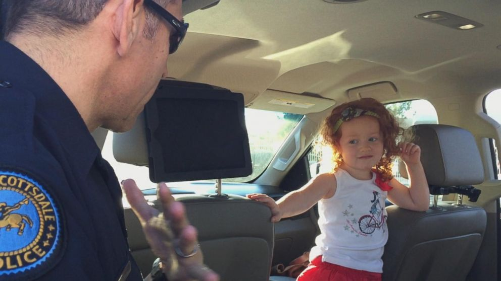 VIDEO: Mom Calls Police on 3-Year-Old Over Wearing Her Seatbelt