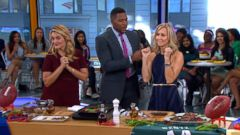VIDEO: The Happy Cook: Daphne Oz Talks New Cookbook