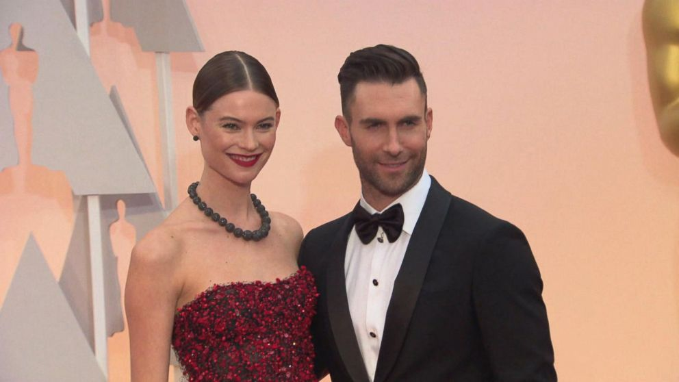 maroon 5 adam levine dating victoria secret model Reuters / mario anzuoni maroon 5 frontman adam levine and victoria's secret model behati prinsloo rumors about marital troubles between maroon 5 frontman adam levine and his model wife behati prinsloo are now debunked by the couple's constant public displays of affection.