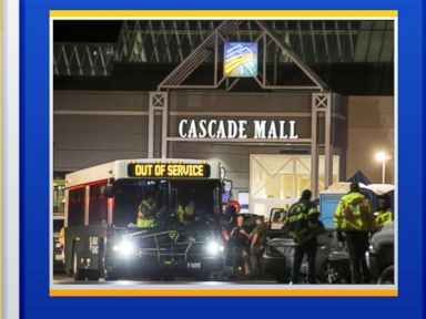 WATCH:  Eyewitness Gives Details on Mall Shooting