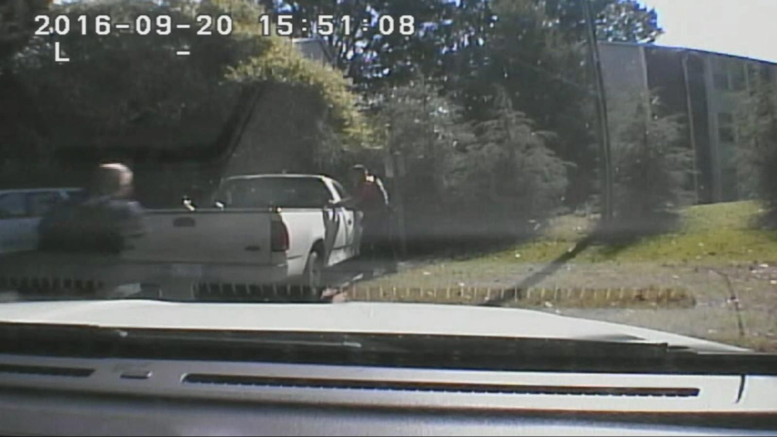 VIDEO: Charlotte Police Release Footage in Keith Lamont Scott Shooting