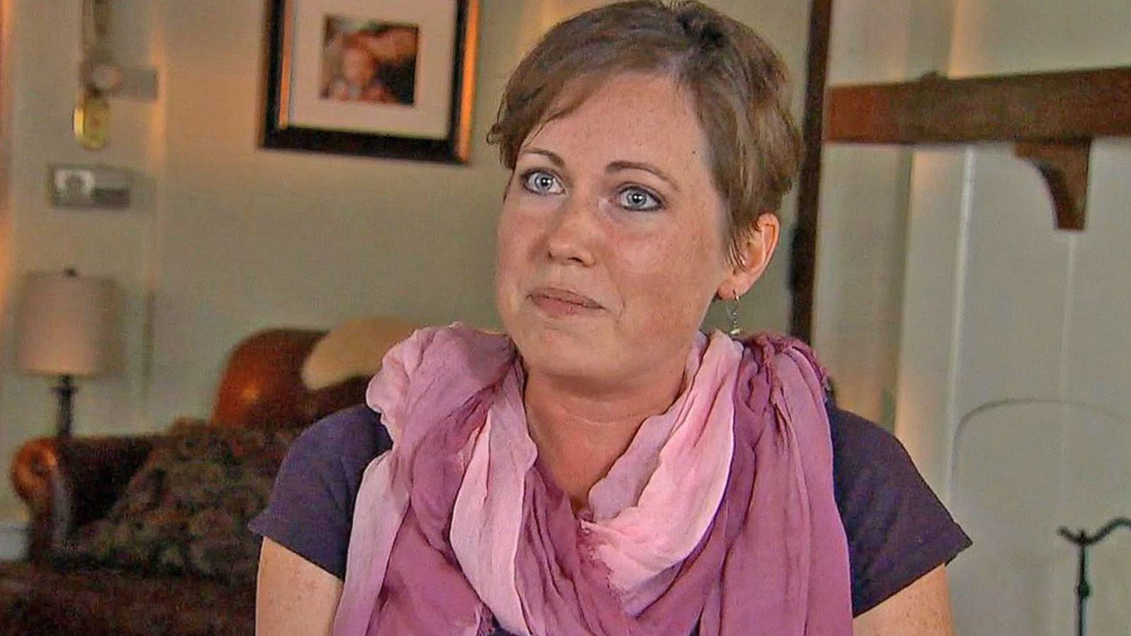 VIDEO: 'Anti-Vaxxer' Mom Changes Mind After Scary Wake-up Call
