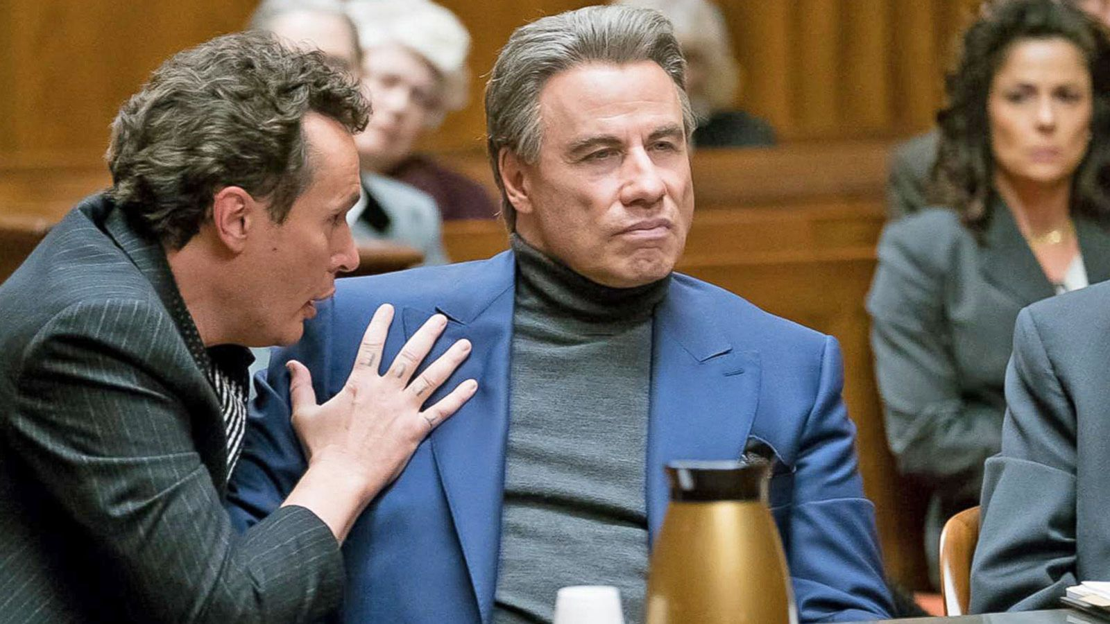 VIDEO: Behind the Scenes of 'The Life and Death of John Gotti'