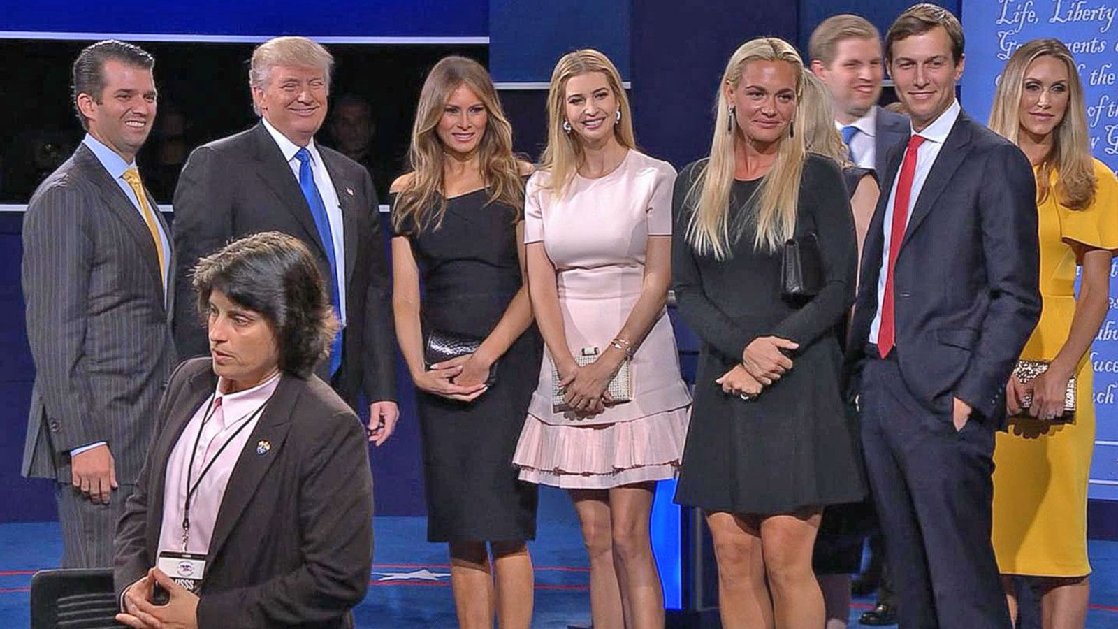 VIDEO: Friends and Family in Attendance at the Presidential Debate