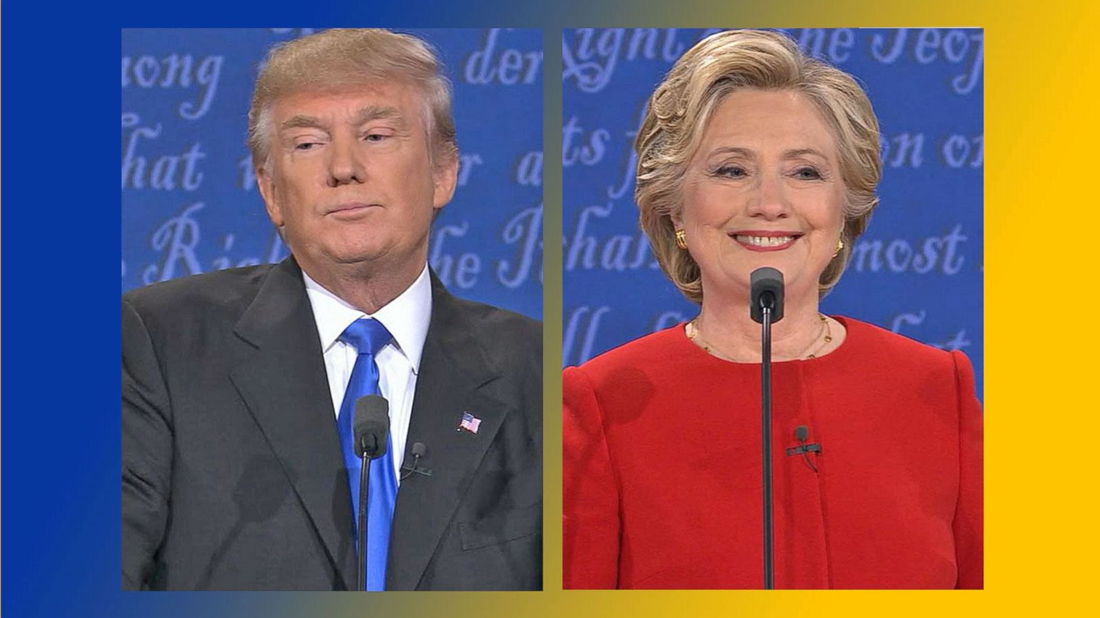 VIDEO: Best Moments of the First Presidential Debate