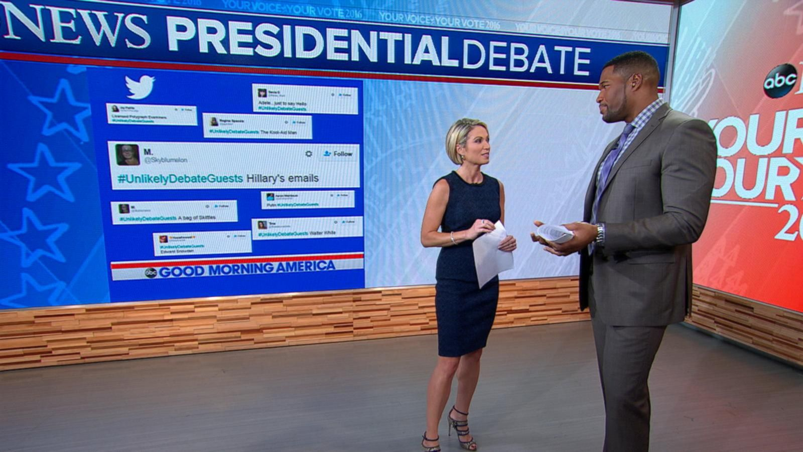 VIDEO: Biggest Moments on Social Media from the Debate