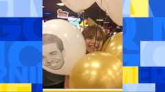 VIDEO: Girl Gets Drake-Themed Birthday Party