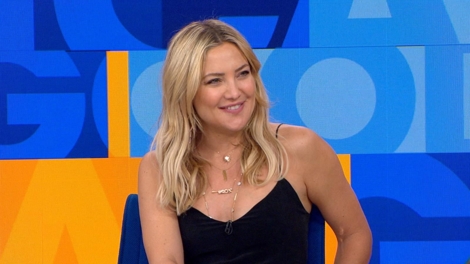 VIDEO: Kate Hudson Talks 'Deepwater Horizon'
