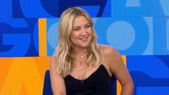 VIDEO: Kate Hudson Talks Deepwater Horizon