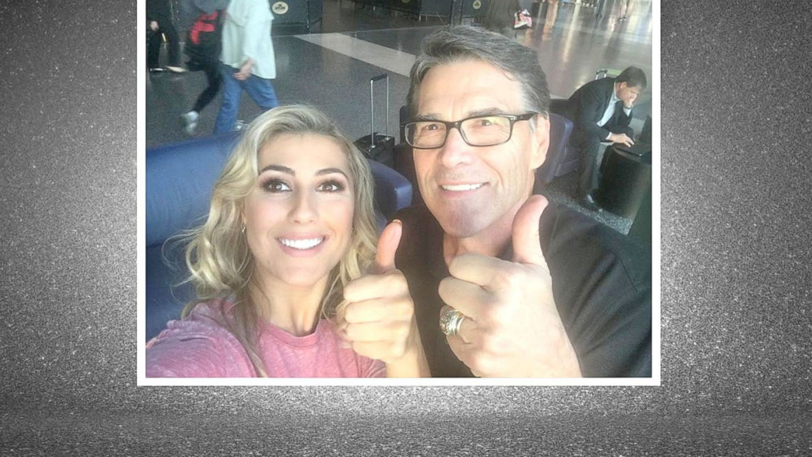VIDEO: 'DWTS' Booted Couple Rick Perry and Emma Slater Discuss Elimination