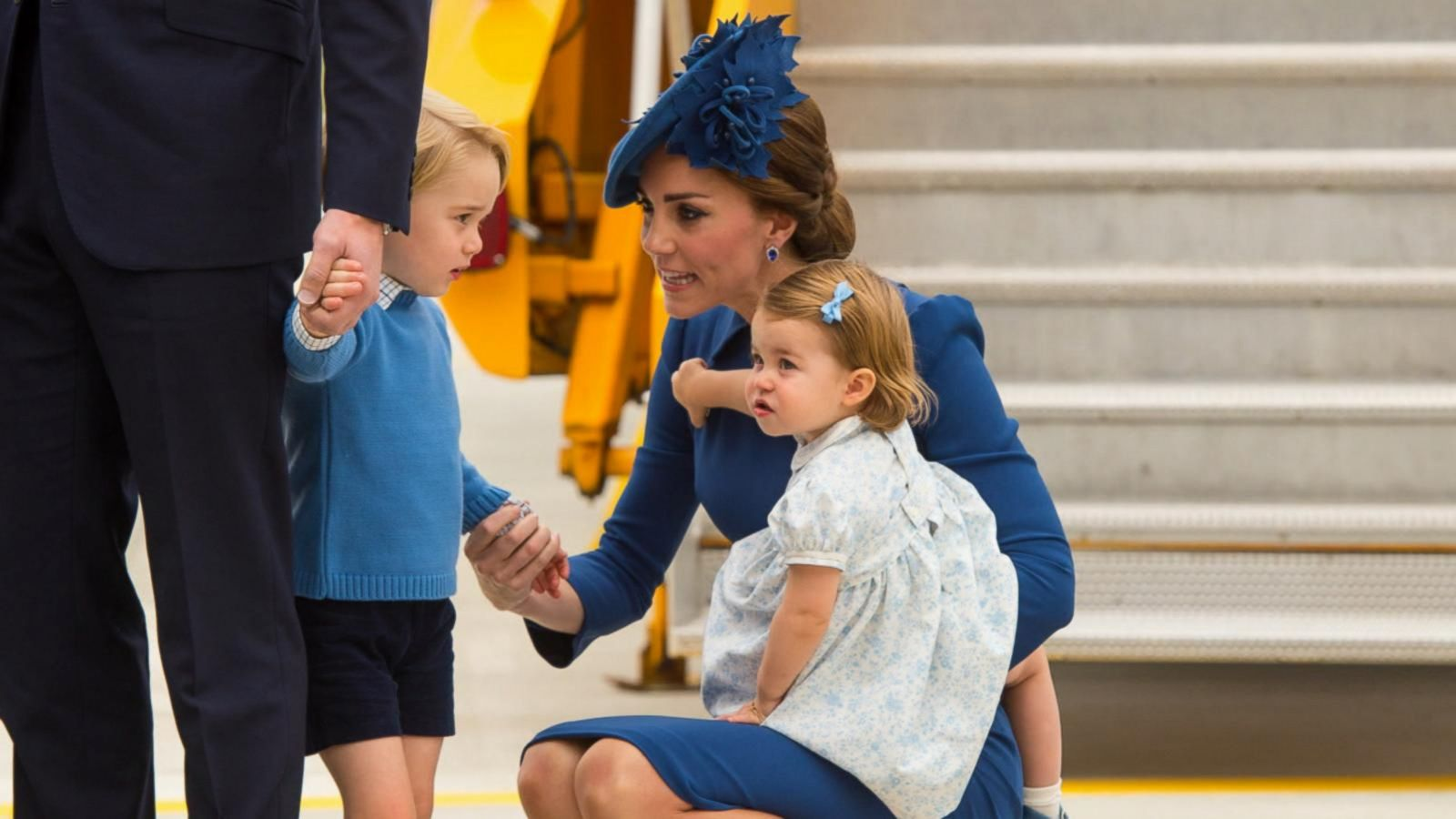 VIDEO: Latest Highlights From Kate and William's Canada Tour