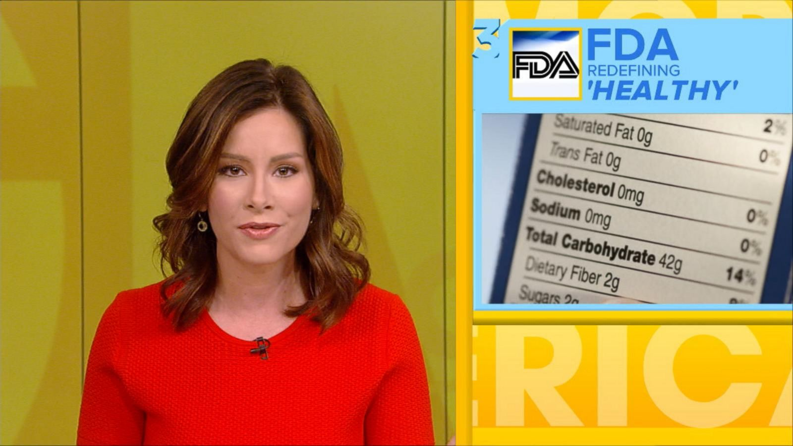 VIDEO: FDA Takes Steps to Redefine 'Healthy'