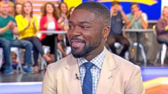VIDEO: David Oyelowo Talks Queen of Katwe on GMA