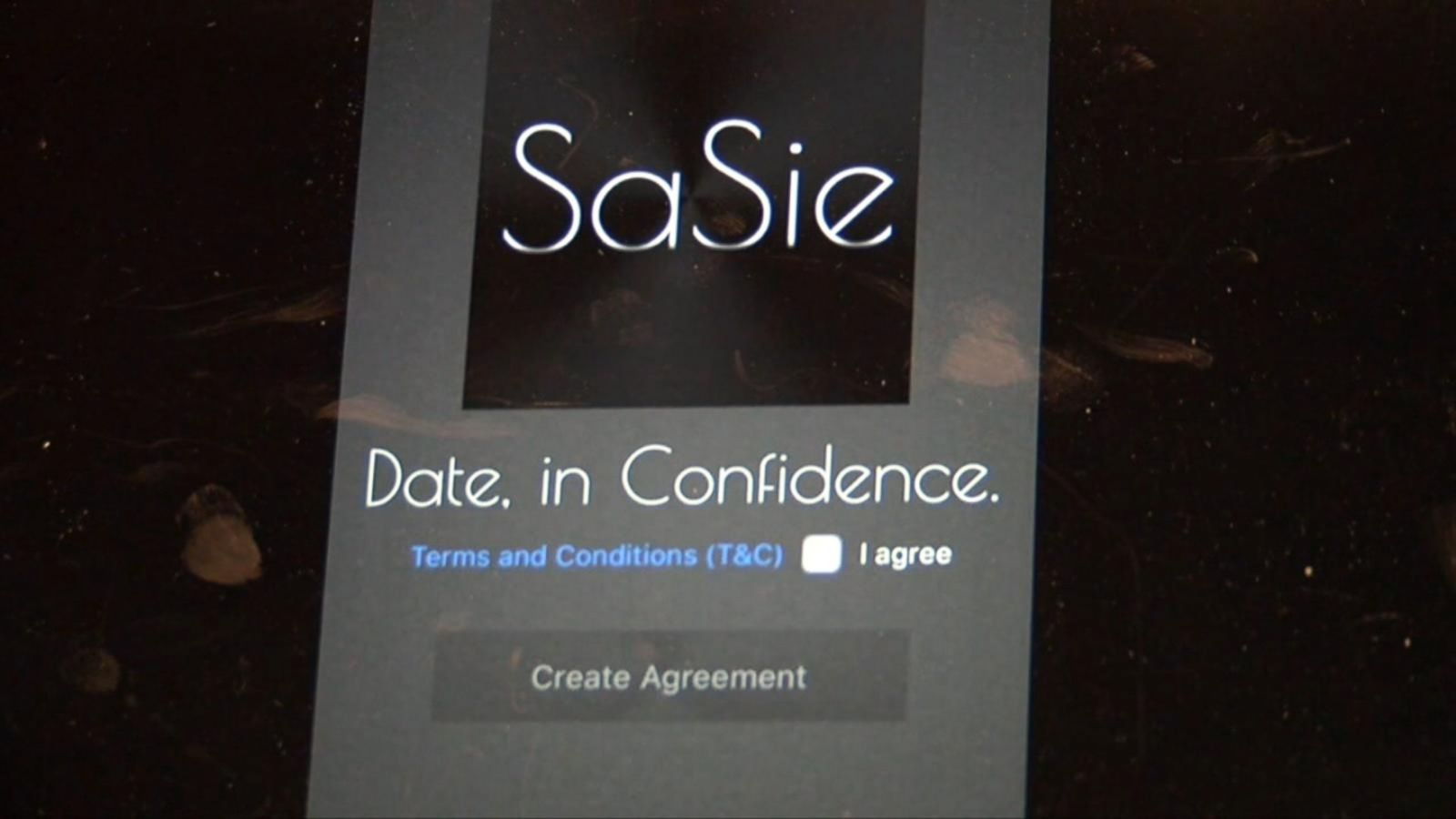 VIDEO: New Sexual Consent App Sparks Controversy