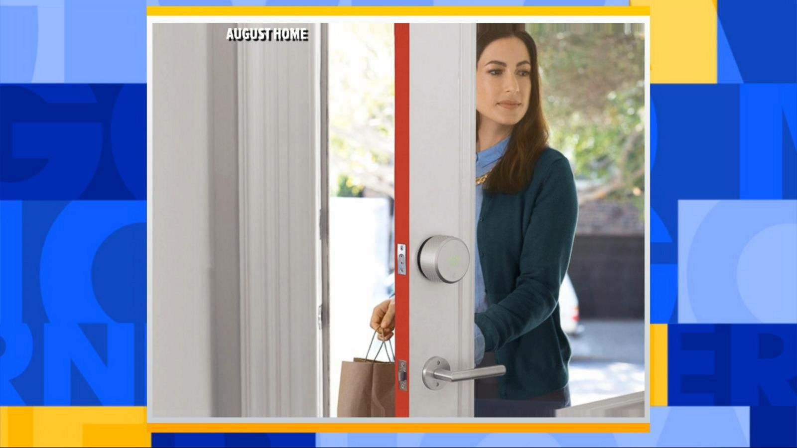 VIDEO: New Technology Could See Packages Delivered Inside Your Home